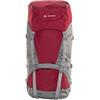 VAUDE Astra 65+10 II rugzak grijs/rood